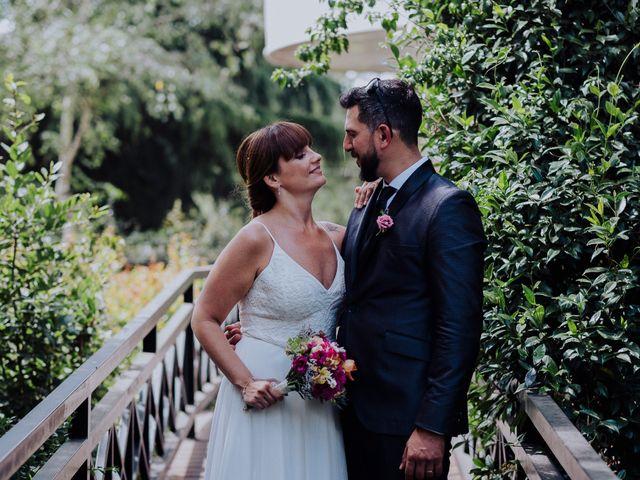 El casamiento de Celeste y Ricardo