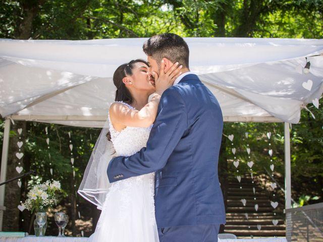 El casamiento de Eliana y Lucas