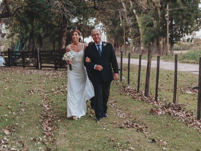 El casamiento de Mariano y Virginia en Cañuelas, Buenos Aires 45