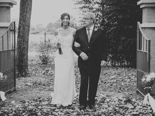 El casamiento de Mariano y Virginia en Cañuelas, Buenos Aires 47