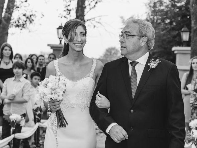 El casamiento de Mariano y Virginia en Cañuelas, Buenos Aires 48
