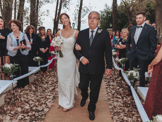 El casamiento de Mariano y Virginia en Cañuelas, Buenos Aires 49