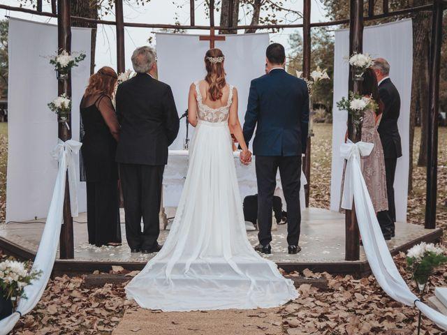 El casamiento de Mariano y Virginia en Cañuelas, Buenos Aires 54