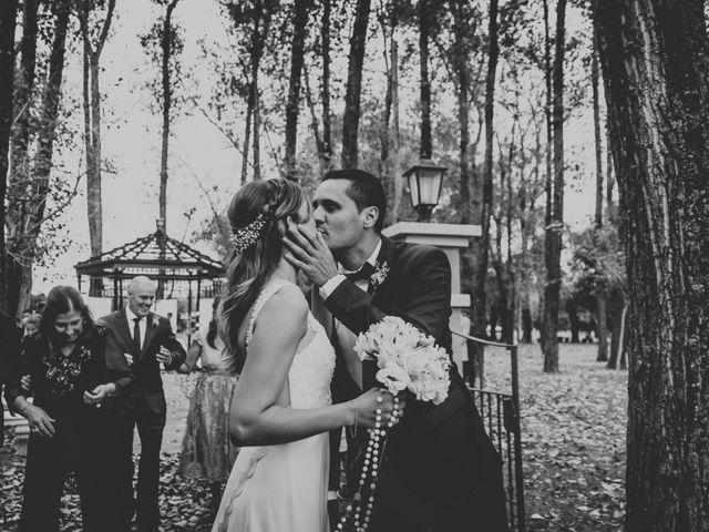 El casamiento de Mariano y Virginia en Cañuelas, Buenos Aires 70