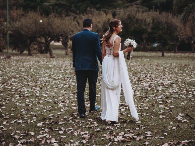 El casamiento de Mariano y Virginia en Cañuelas, Buenos Aires 71