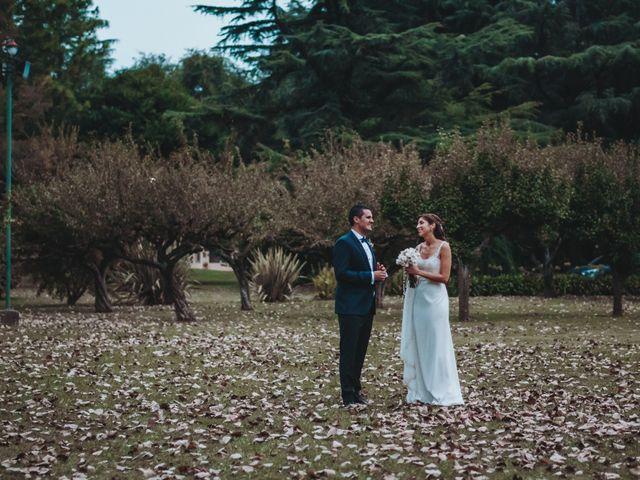 El casamiento de Mariano y Virginia en Cañuelas, Buenos Aires 72