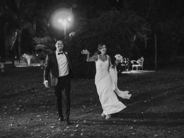 El casamiento de Mariano y Virginia en Cañuelas, Buenos Aires 78
