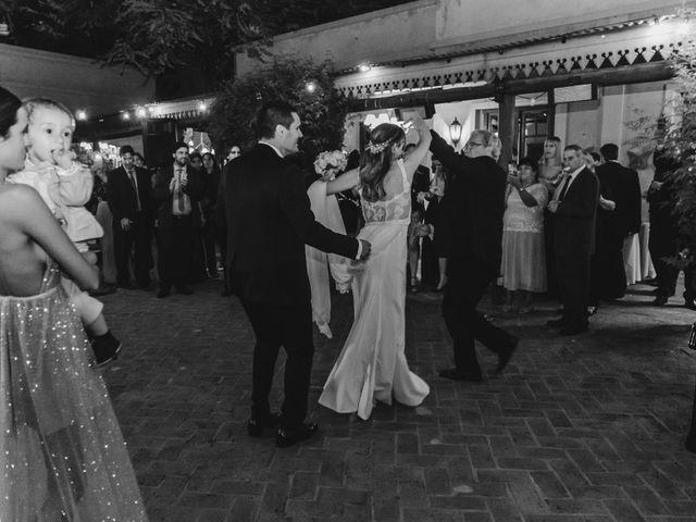 El casamiento de Mariano y Virginia en Cañuelas, Buenos Aires 81