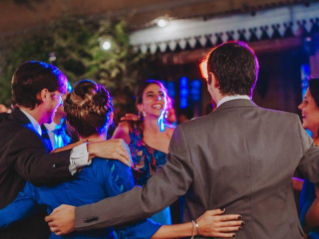 El casamiento de Mariano y Virginia en Cañuelas, Buenos Aires 86