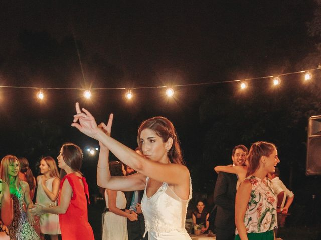 El casamiento de Mariano y Virginia en Cañuelas, Buenos Aires 107