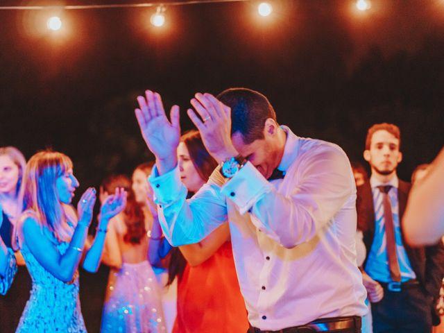 El casamiento de Mariano y Virginia en Cañuelas, Buenos Aires 109