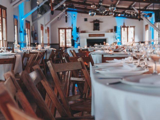 El casamiento de Mariano y Virginia en Cañuelas, Buenos Aires 120