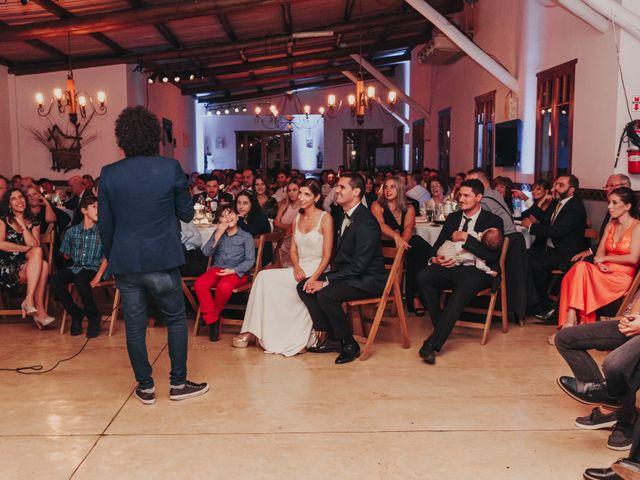 El casamiento de Mariano y Virginia en Cañuelas, Buenos Aires 134