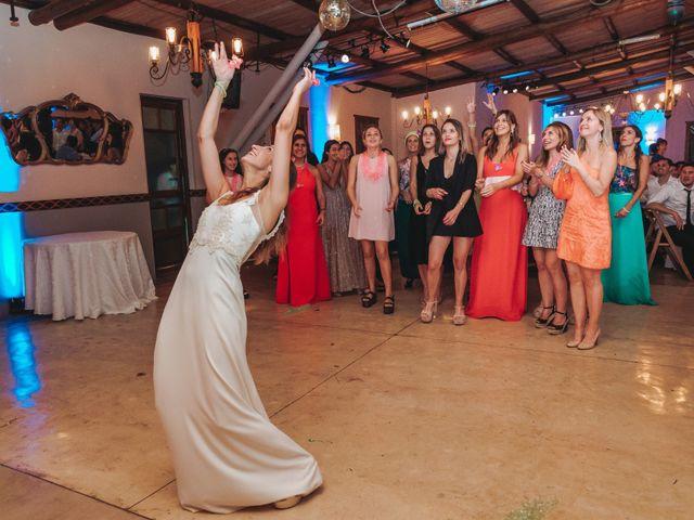 El casamiento de Mariano y Virginia en Cañuelas, Buenos Aires 180