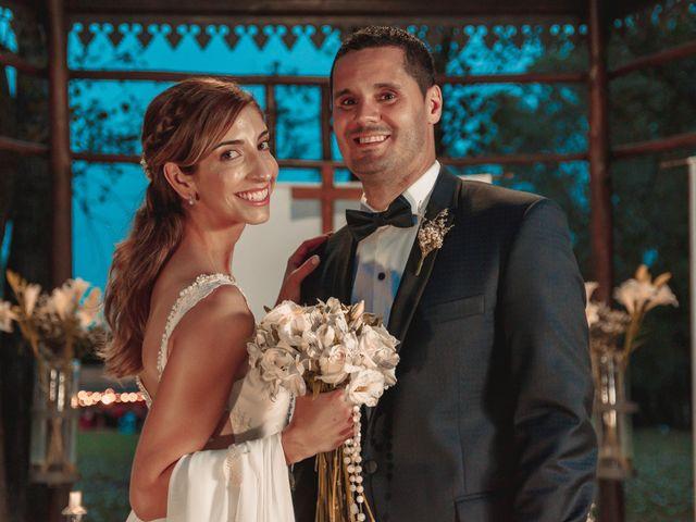 El casamiento de Virginia y Mariano