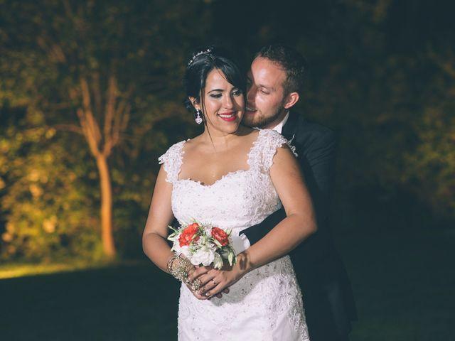 El casamiento de Yessenia y Juan