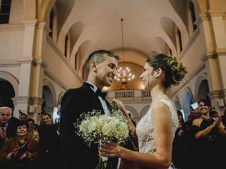 El casamiento de Ivana y Julian 1