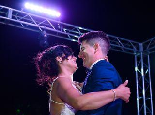El casamiento de Nadia y Pablo