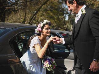 El casamiento de Andrea y Martín 3