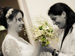 El casamiento de Luz y Josué 1