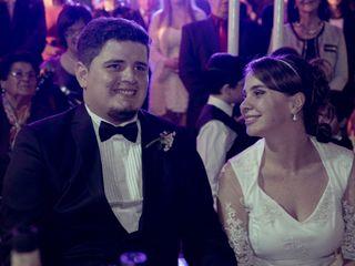 El casamiento de Luz y Josué