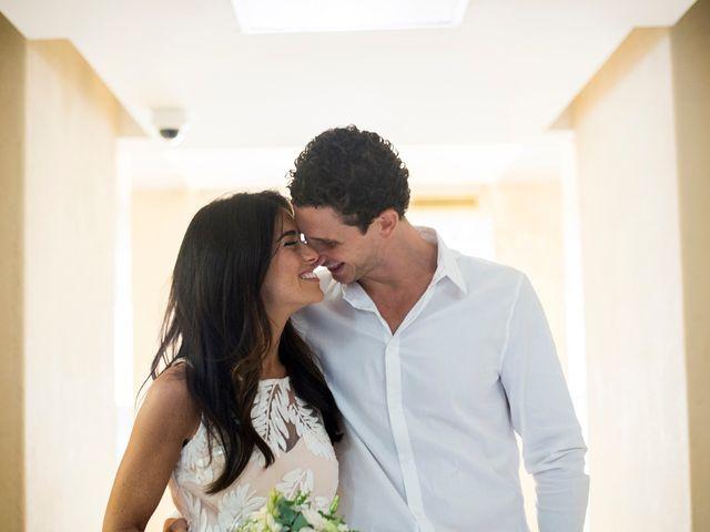 El casamiento de Ana y Leandro