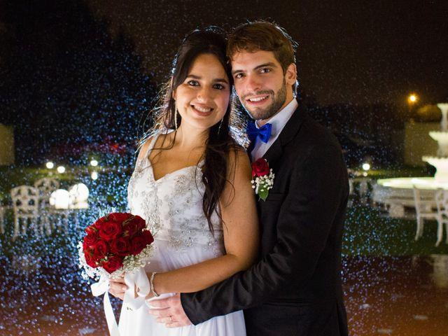 El casamiento de Anto y Gabriel