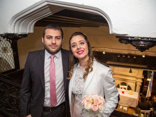 El casamiento de Sol y Álvaro