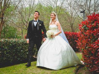 El casamiento de Brenda y Matias