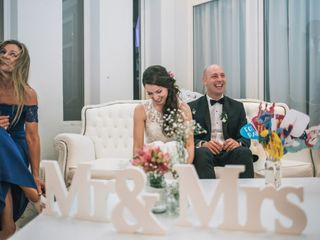 El casamiento de Natalia y Victor