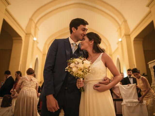 El casamiento de Luli y Juan