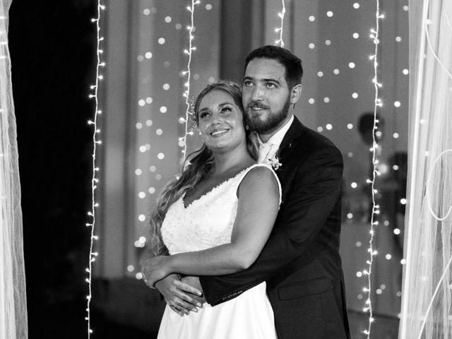 El casamiento de Soledad y Martín