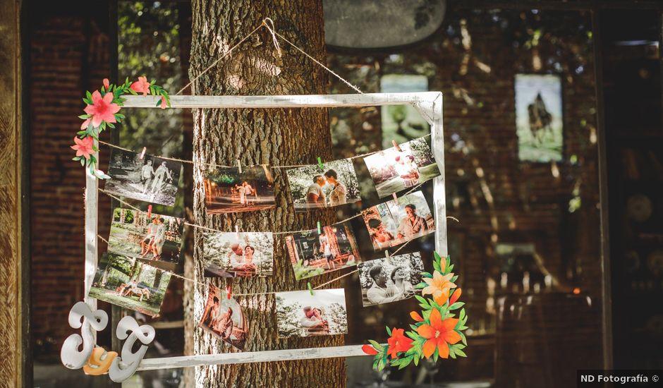 El casamiento de Gonzalo y Sofia en Canning, Buenos Aires