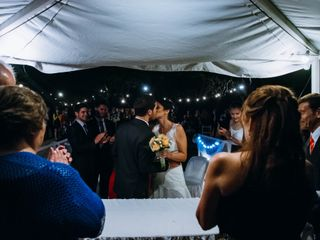 El casamiento de Marcos y Helen