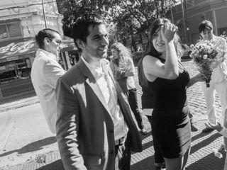 El casamiento de Pamela y Matias 1