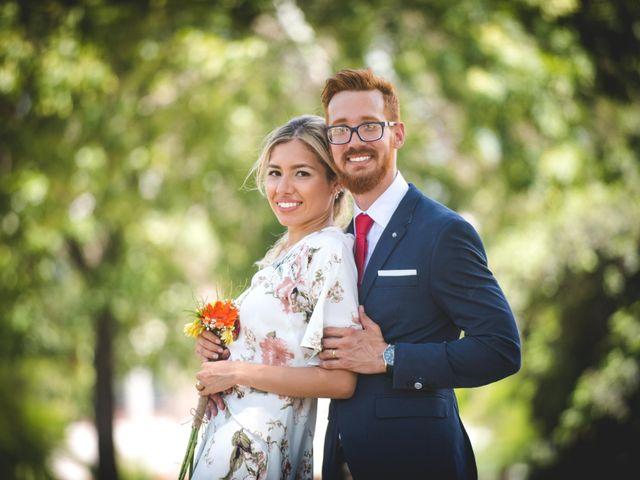 El casamiento de Ruth y Federico