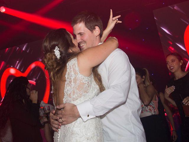 El casamiento de Fátima y Matias