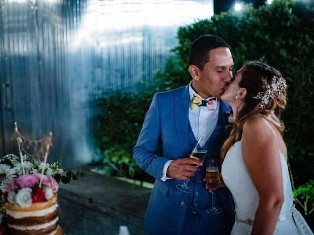El casamiento de Agostina y Kurt