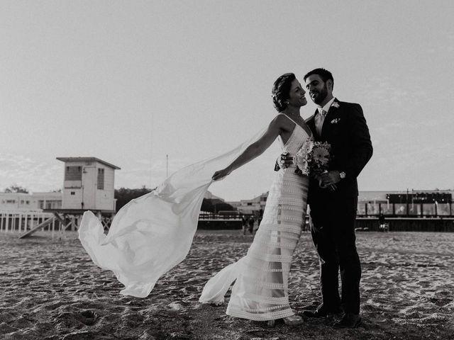 El casamiento de Gabriela y Miguel