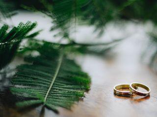 El casamiento de María y Demian 3