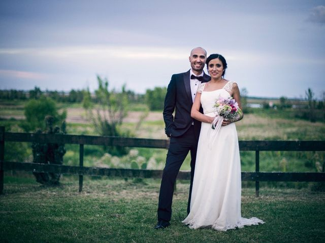 El casamiento de Lucre y Lean
