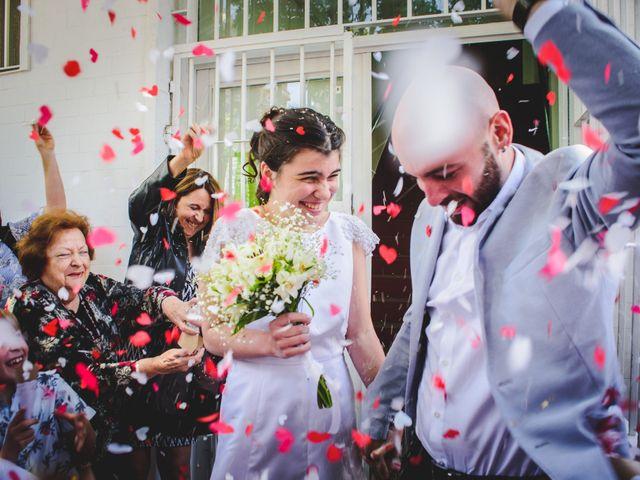 El casamiento de Rocio y Luciano