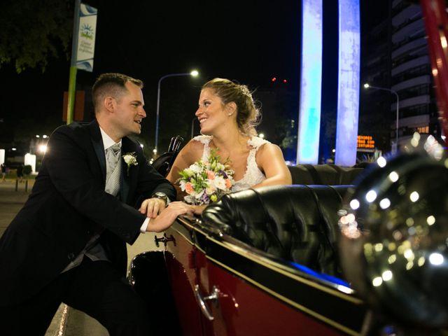 El casamiento de Julia y Bruno