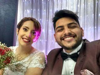 El casamiento de Emiliano y Micaela