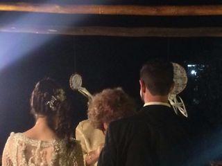 El casamiento de Lorena y Ezequiel 1