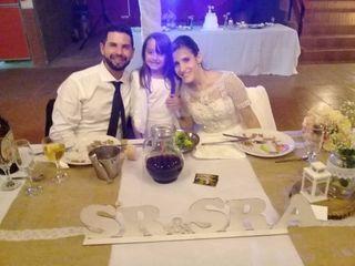 El casamiento de Lorena y Ezequiel