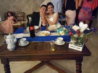 El casamiento de Emanuel y Marina