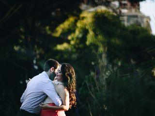 El casamiento de Giuli y Fer 1