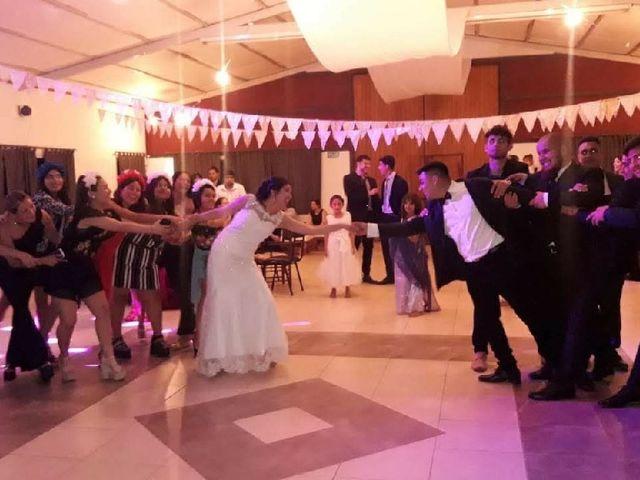 El casamiento de Marina y Emanuel en Las Heras, Mendoza 2