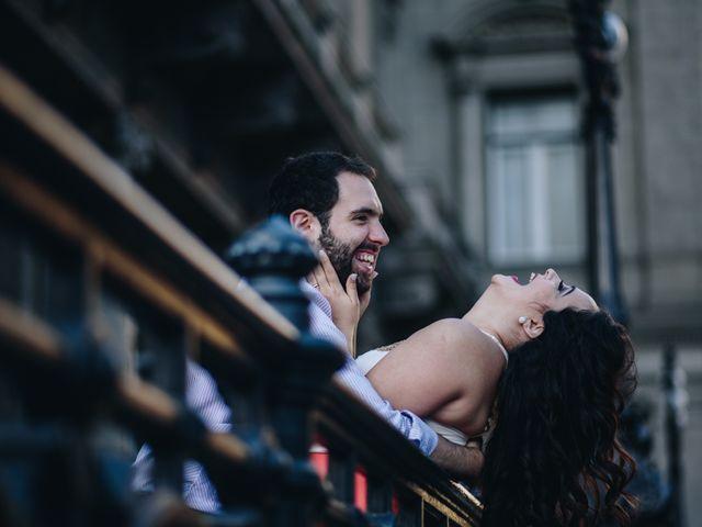 El casamiento de Fer y Giuli en Belgrano, Capital Federal 2